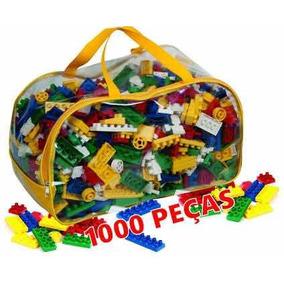 Blocos De Montar 1000 Peças *lego