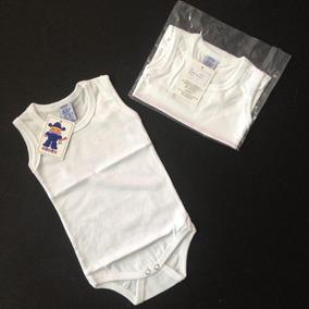 Body De Bebe Unicolor Blanco Marca Rodes Compre Calidad f7d9e5133754