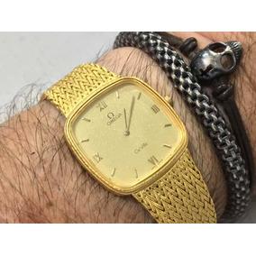 5ccf26f7c0c Relogio Omega De Ville Swiss - Relógios no Mercado Livre Brasil