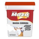 Massa Corrida 25kg Maza Maza
