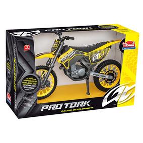 Juguete Para Niño Motocross Protork Usual Brinquedos