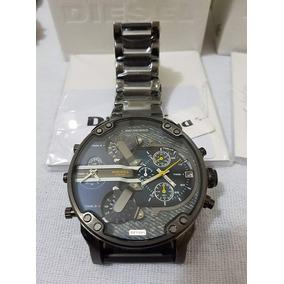 742c49a36c0 Relógio Diesel Replica Idêntica Anel Relogio - Relógios no Mercado ...