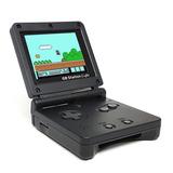 Consola Gb Station Tipo Gameboy 200 Juegos Nes Portatil /e