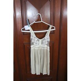 = Roupa Lote 644 Mulher Camisa Alcinha Florido Bordado 42
