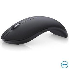 Mouse Optico Wireless Preto - Dell - Wm527