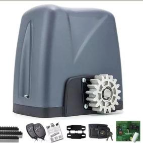Kit Motor Rossi 1/4 Dz Nano Turbo 36 Portão Deslizante 600kg