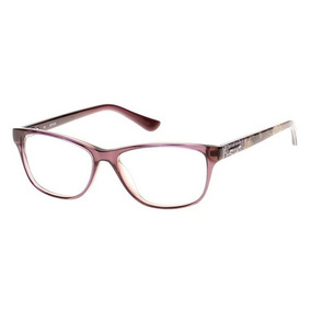 Armação De Óculos De Grau Guess Feminino - Gu2513 081