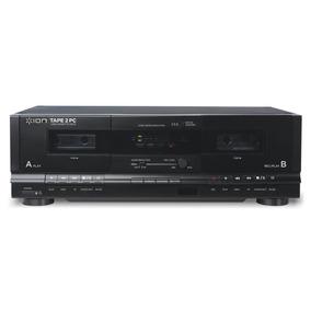 Gravador De Fita K7 Em Pc No Formato Mp3 Via Usb Ion Tape2pc