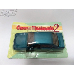 Miniatura Vw Santana - Carros Nacionais 2 - Lacrado