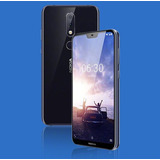 Nokia X6 Global Ta-1103 Dual Sim 64gb Libre 5.8