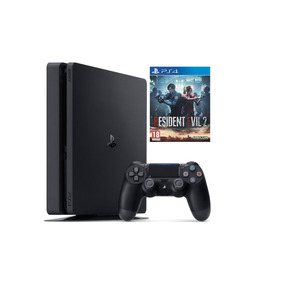 Play Station 4 1tb Ps4 1000gb Slim 1 Juego A Elegir Ps4