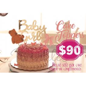 Cake Toppers, Letreros Pastel, Shower, Boda, Fiesta, Cumple