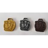 Medallas De Ajedrez 30 Mm - Modelo Premium