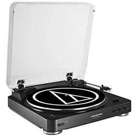 Audio-technica Audio Technica Atlp60bkbt Totalmente Autom?