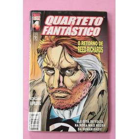 Hq Gibi Quarteto Fantastico Ediçao Especial Editora Abril
