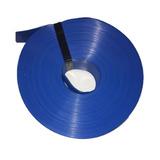 Cinta Rompevientos Azul Claro P Malla Ciclon Rollo 10m2 Ac10
