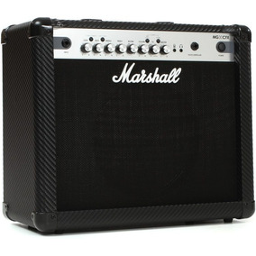 Marshall Mg30 Cfx Amplificador Guitarra Electrica Mg30cfx Cu
