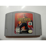 Duke Nukem 64 Juego De Nintendo 64 N64