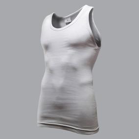 fb7cae7b11 Camisetas Musculosas Blancas Primus Hombre Talle 48 Algodon - Ropa y ...