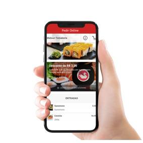 Aplicativo Para Restaurantes Pedidos Online(sem Mensalidade)