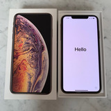 Vendo O Cambio Apple Iphone Xs Max Dorado 256gb Nuevo Libre