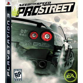 Jogo Need For Speed Pro Street Playstation 3 Ps3 Mídia Físic