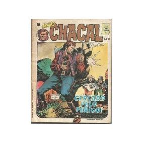 Chacal Ano 2 N. 19 - Dezembro 1981 - Editora Vecchi
