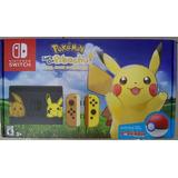 Nintendo Switch Edición Pokémon 580 Vrds