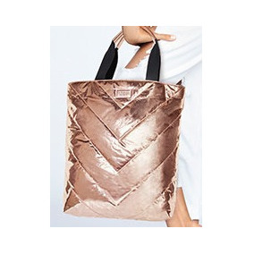Victorias Secret Bolsa Grande Color Dorado Tipo Tote Amyglo