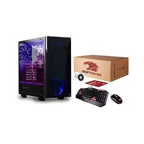 Cpu Gaming Ibuypower I7 8gb/1tb Gtx 1060 3gb Video