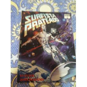 Graphic Marvel Nr 9 - Surfista Prateado - Ano 1990