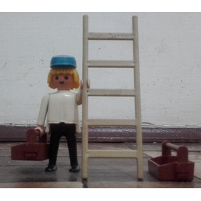 Playmobil - Operário (trol)