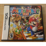 Mario Party Nintendo Ds Play Magic