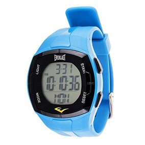 Everlast Automatic Plastic And Rubber Fitness Watch, Color:b