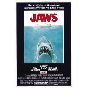 Poster Cartaz Tubarão / Jaws #1 - 60x90cm