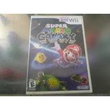 Juego De Wii Original,supe Mario Galax.
