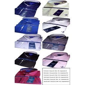 Kit 2 Camisas Camisas Social Dudalina Masculina Frete Grátis