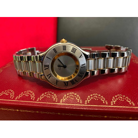 Cartier Siglo 21 Jumbo 31mm Precioso 9cito Rol Hub Sub Ome