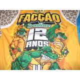 Camisa Torcida Facçao Brasiliense