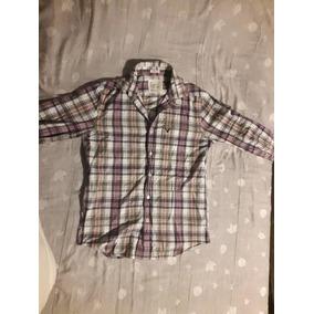 Camisa American Eagle De Cuadros 100% Original