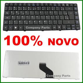 Teclado Compatível Notebook Acer Aspire 4739z-4647 4349-2462