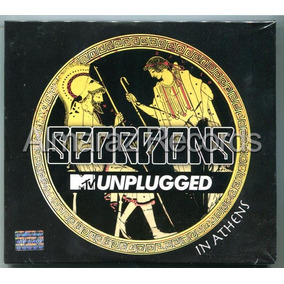 Scorpions Mtv Unplugged In Athens 2cd+dvd