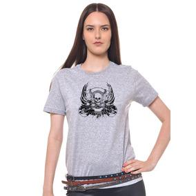 8eb60662a8766 Camiseta Mcd Caveira - Camisetas e Blusas para Feminino em Santos no ...
