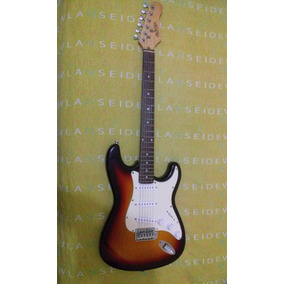Guitarra Electrica Admix American Style Minimo Uso
