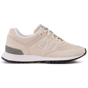 Tenis Dama Estilo Casual Sneaker Crema W576ttn New Balance