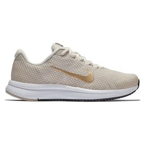 Tenis Nike Run All Day Para Mujer Color Beige 2652382