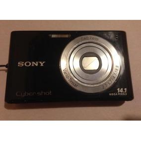 Cámara Sony Ciber Shot Dsc-w330 No Funciona - Para Repuestos