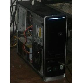 Cpu Hp 320 Disco Duro 3 Gb Ram Amd 2