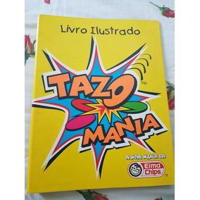Album Tazo Looney Tunes Elma Chips Vazio