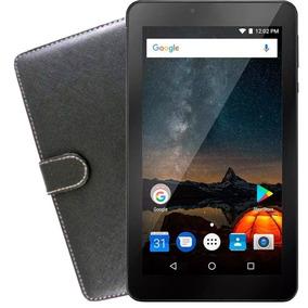 Tablet Função Celular 2 Chip 3g Wifi Bluetooth Gps + Teclado